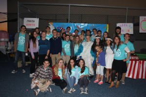 The Youth Action Movement Teens About Goodness initiative second annual Free Purim Carnival for the Homeless & less fortunate. Graciously hosted by San Diego Rescue Mission. Thank you to our generous event sponsors Jewish Teen Initiative, Chowaiki Family, and the Youth Action Movement.