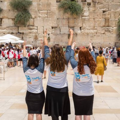 My Experience at the Kotel